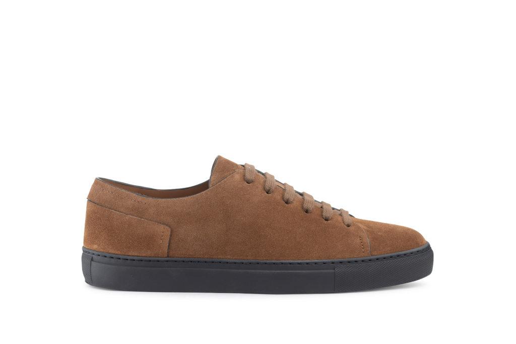 sneakers orlando sigaro blu Massimo Melchiorri