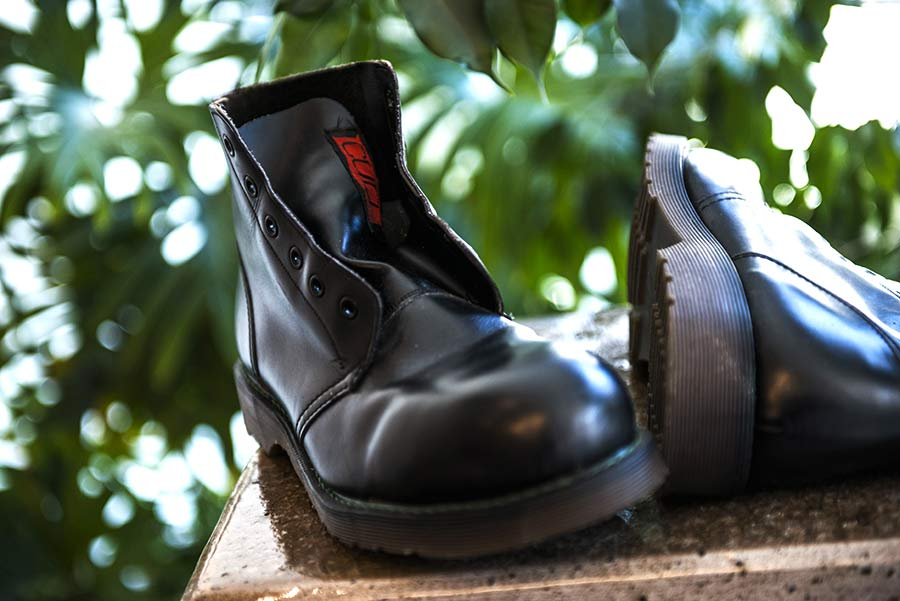 Cult footwear