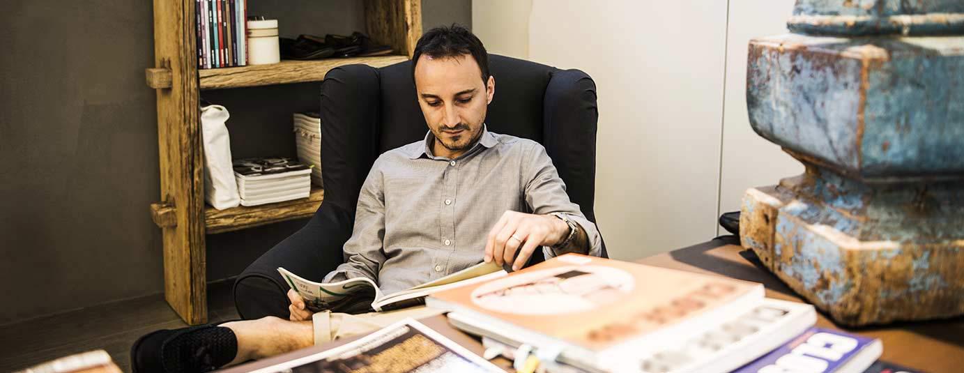 Massimo Melchiorri Designer studio