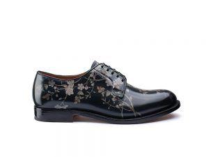 Derby calzatura di lusso donna