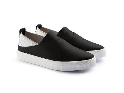 sneakers nera donna Massimo Melchiorri