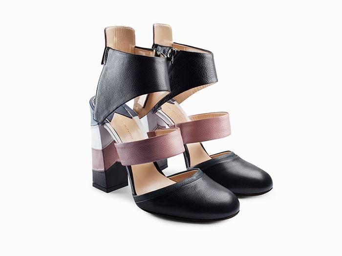Sandalo donna calzature di lusso