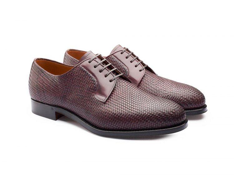 Stringata Massimo Melchiorri calzature uomo