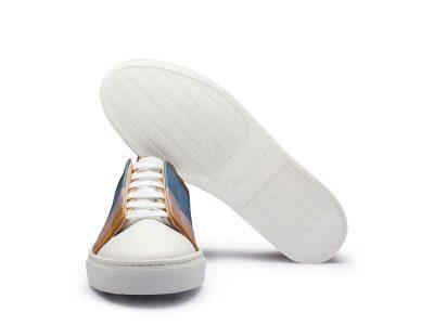 sneakers donna multicolor Massimo Melchiorri