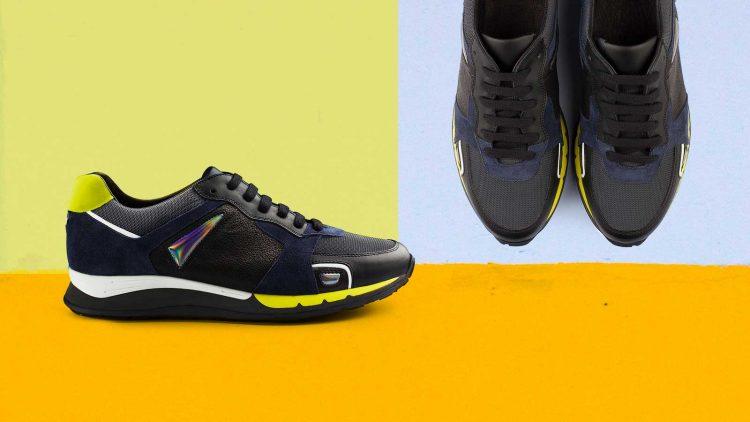 sneakers running Massimo Melchiorri