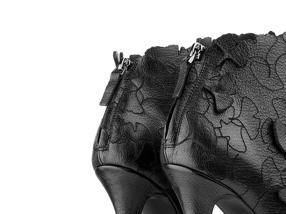 Decolletè calzatura di lusso Massimo Melchiorri