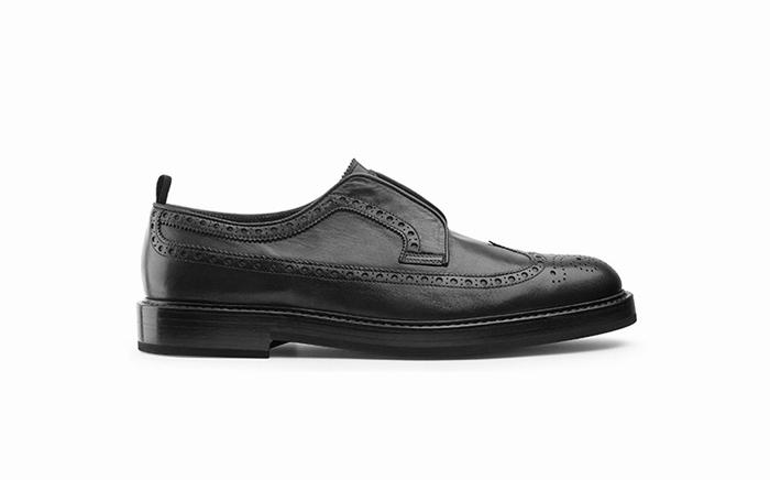 Derby calzatura di lusso Massimo Melchiorri