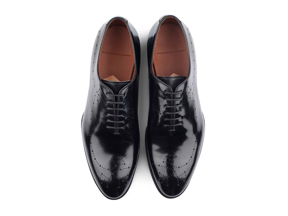 Oxford calzatura uomo Massimo Melchiorri