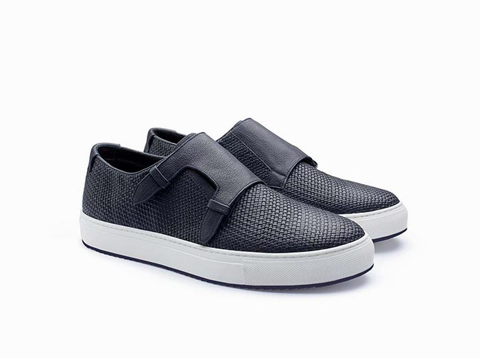 Men's Sneakers luxury footwear Massimo Melchiorri