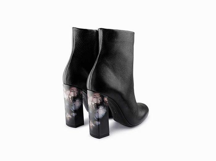 women's low boot Massimom Melchiorri