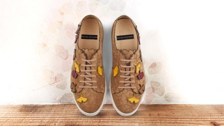 sneakers eleganza GinKgo Massimo Melchiorri