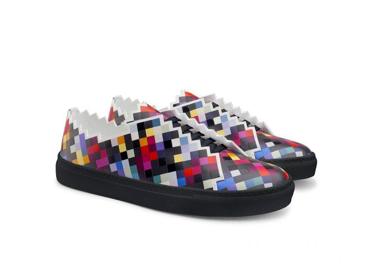 Sneakers Multicolor 2018 Massimo Melchiorri