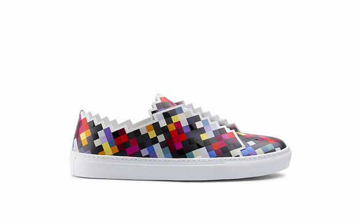 Sneakers Multicolor donna Massimo Melchiorri