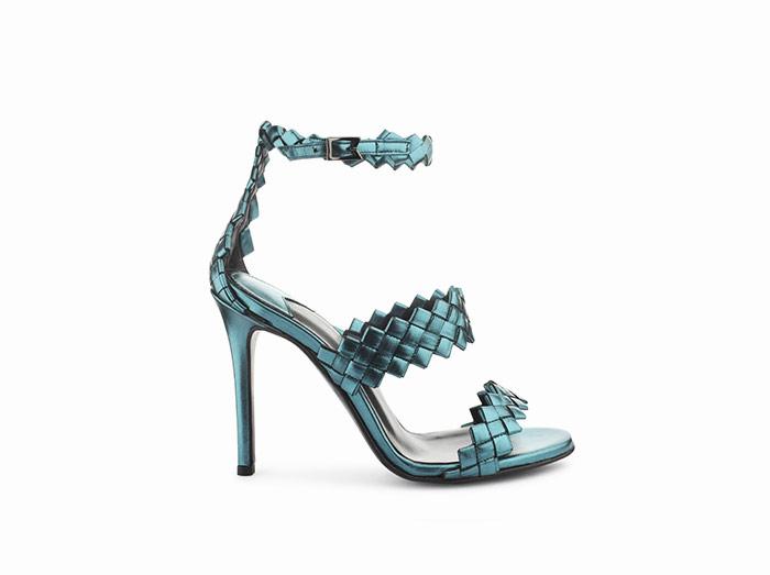 Sandalo lusso donna Massimo Melchiorri