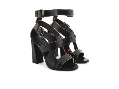 Sandalo donna lusso Massimo Melchiorri