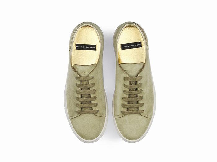 Sneakers donna lusso Massimo Melchiorri