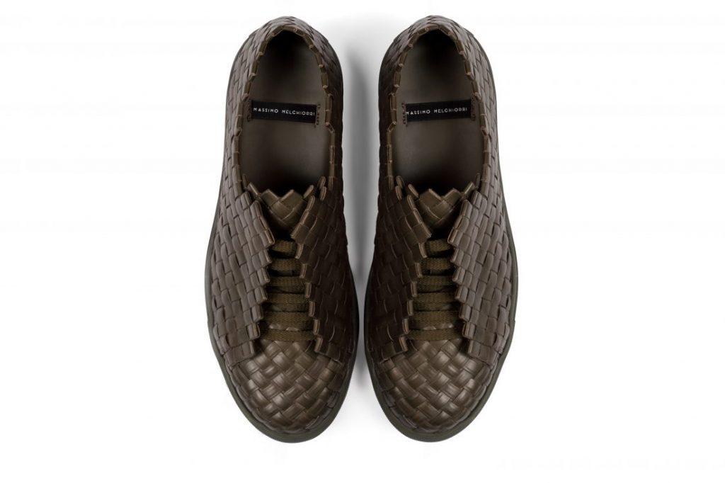 sneakers papeete military Massimo Melchiorri