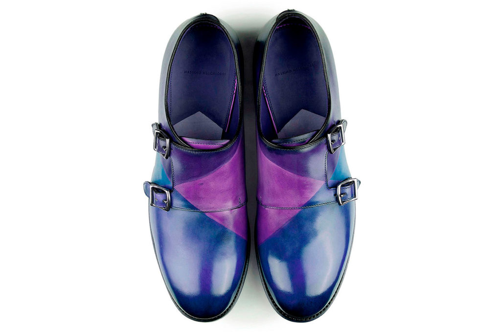 sneakers tokyo floccata Massimo Melchiorri