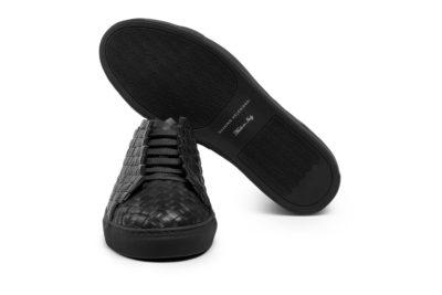 sneakers papeete nero Massimo Melchiorri