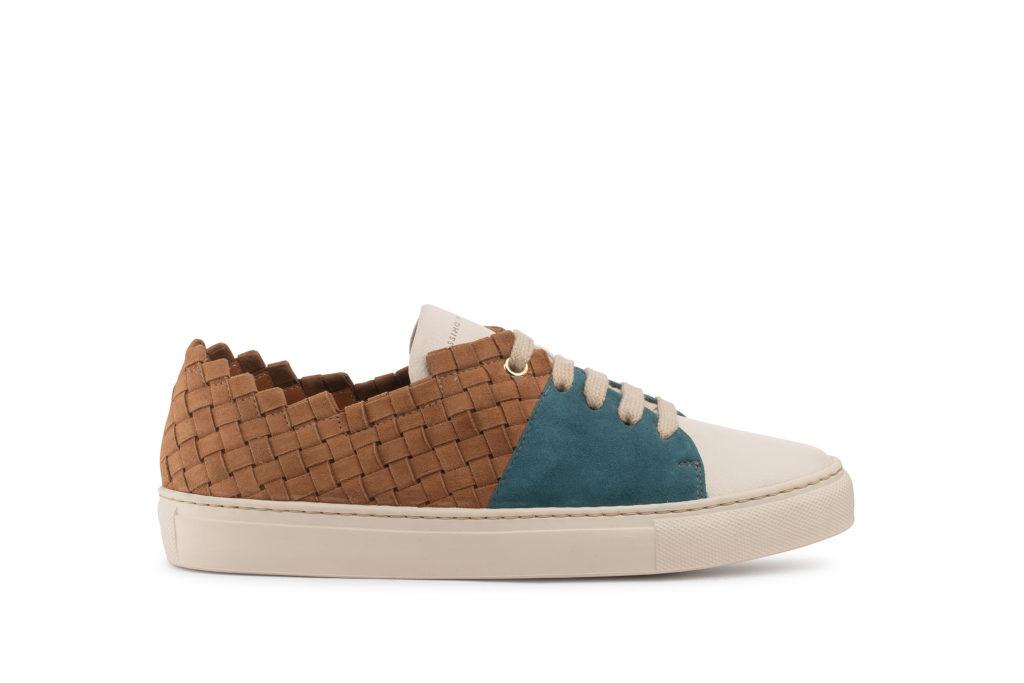 sneakers donna moorea sabbia Massimo Melchiorri