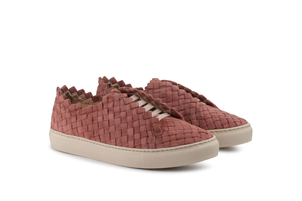 sneakers donna papeete rosa Massimo Melchiorri