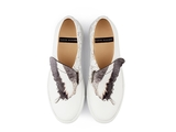 Sneakers donna farfalla Massimo Melchiorri
